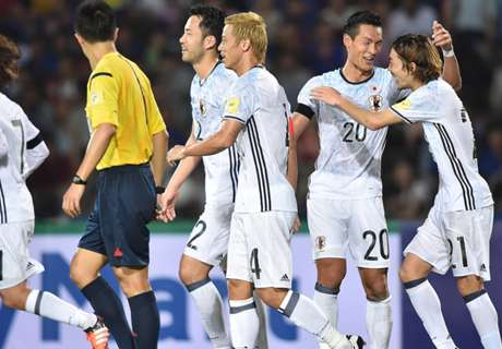 Preview: Japan vs. Afghanistan