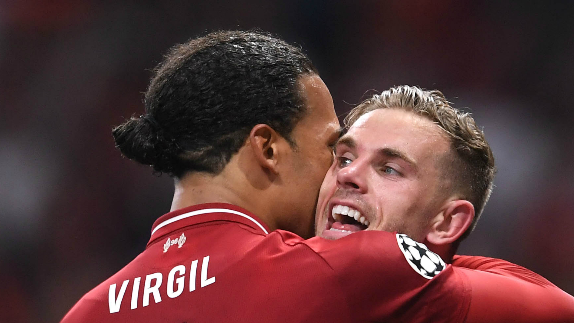Klopp calms Van Dijk & Henderson fears as Liverpool duo are declared fit to face Man City