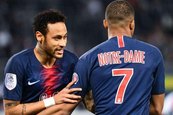 Paris Saint-Germain 3 Monaco 1: Mbappe leads title celebrations with hat-trick as Neymar returns