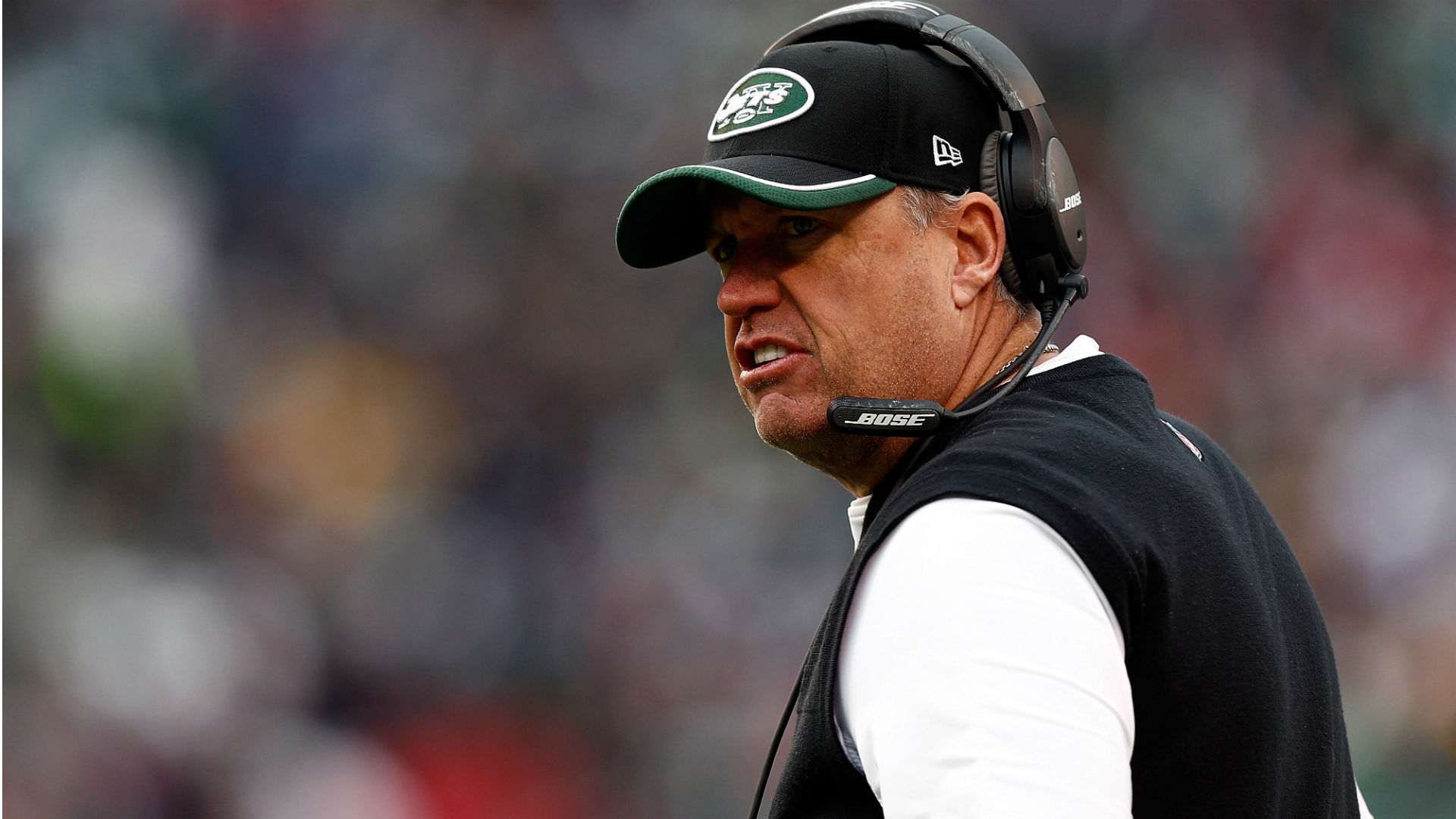 Rex Ryan: Jets wanted me to 'take more of a backseat role'