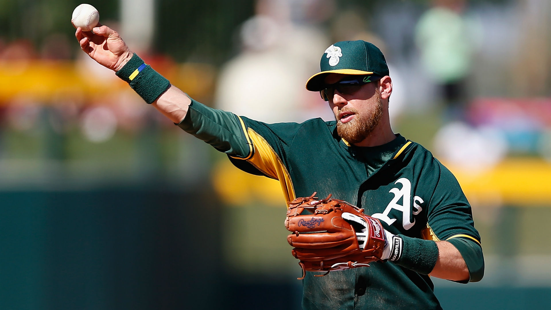 Athletics' Ben Zobrist on track to return from disabled list Monday