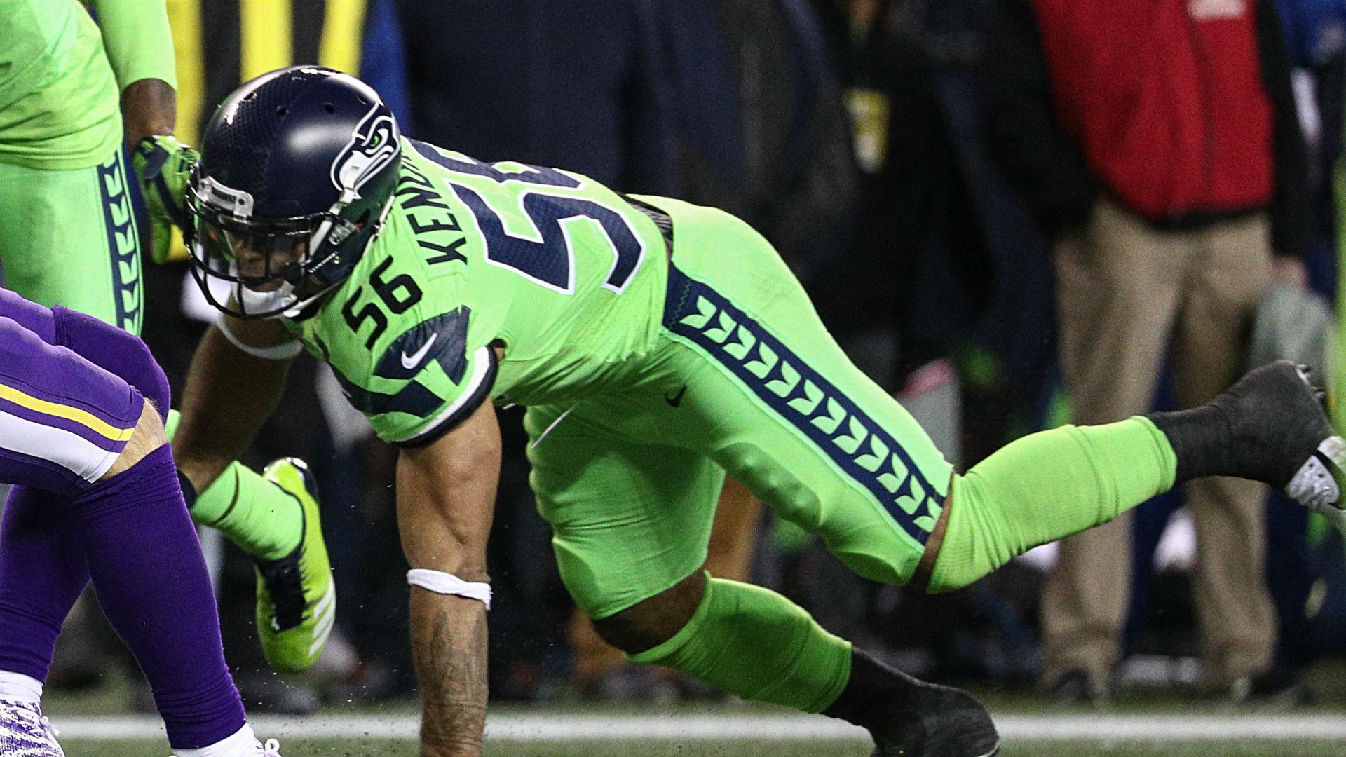NFL free agency news: Seahawks re-sign linebacker Mychal Kendricks