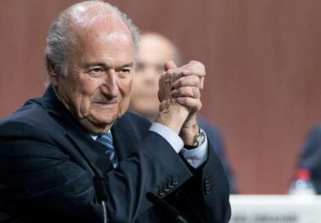 Brasileiro revela voto em Blatter