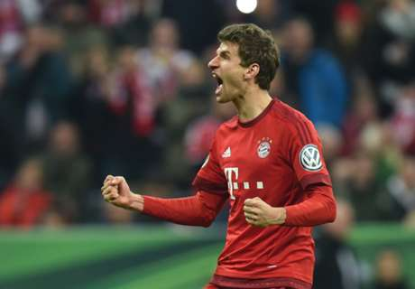 Muller: Beating BVB fun again