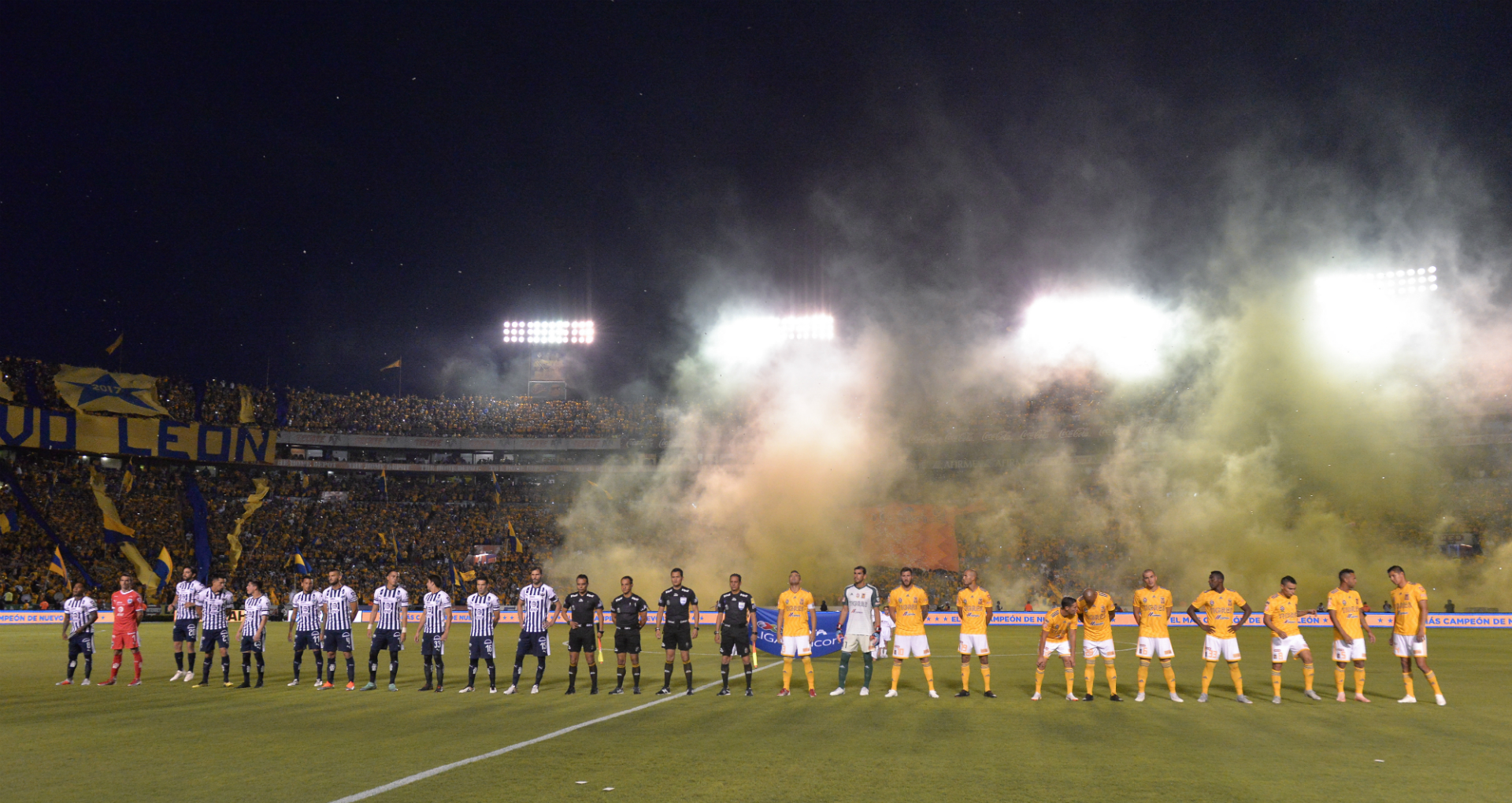 Tigres and Monterrey condemn violence that leaves fan in intensive care