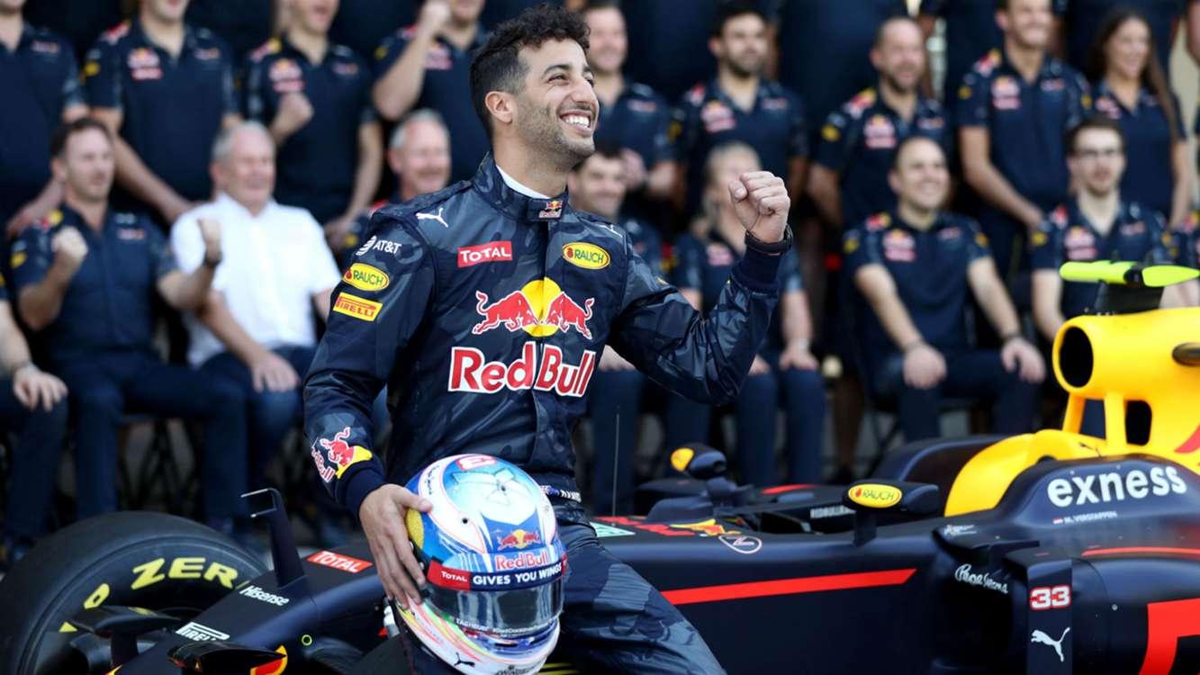 Daniel Ricciardo can't wait to be treated 'like an idiot' during off-season