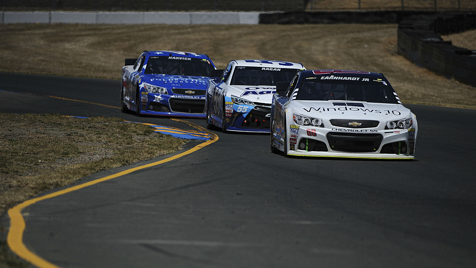 nascar at sonoma: tv schedule, dates, times, qualifying drivers for