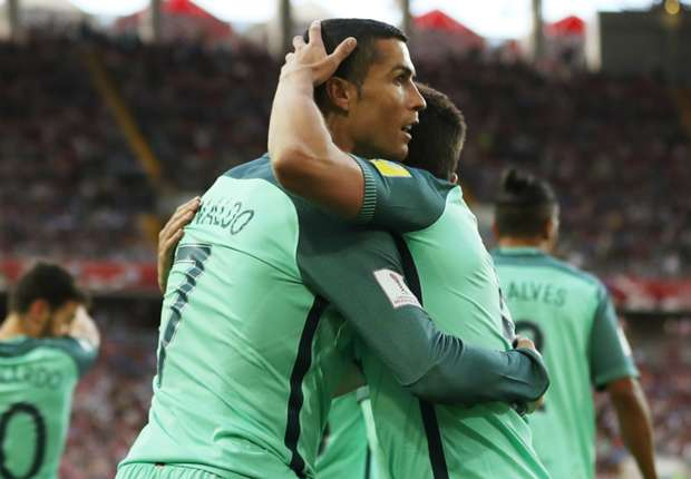 Russia 0 Portugal 1: Ronaldo the difference for European champions
