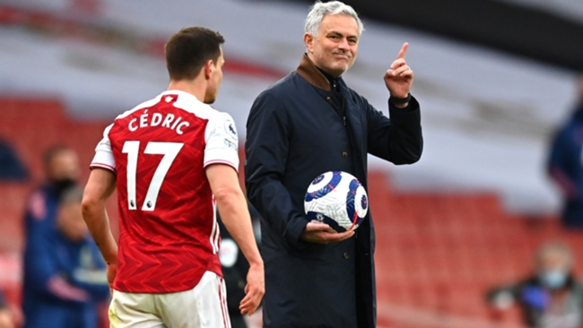 Jose Mourinho will demand a response after the defeat to Arsenal
