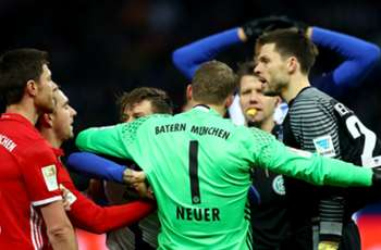'It does not set a good example' - Neuer slams Jarstein after brawl