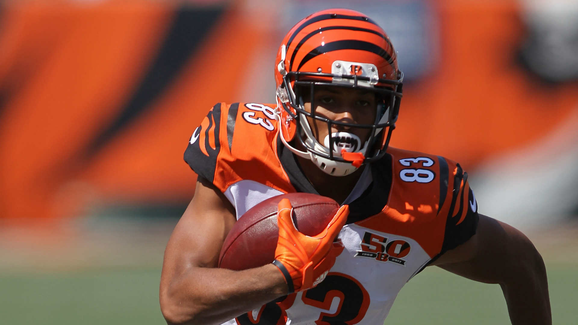Bengals Receiver Tyler Boyd Charged With Drug Possession