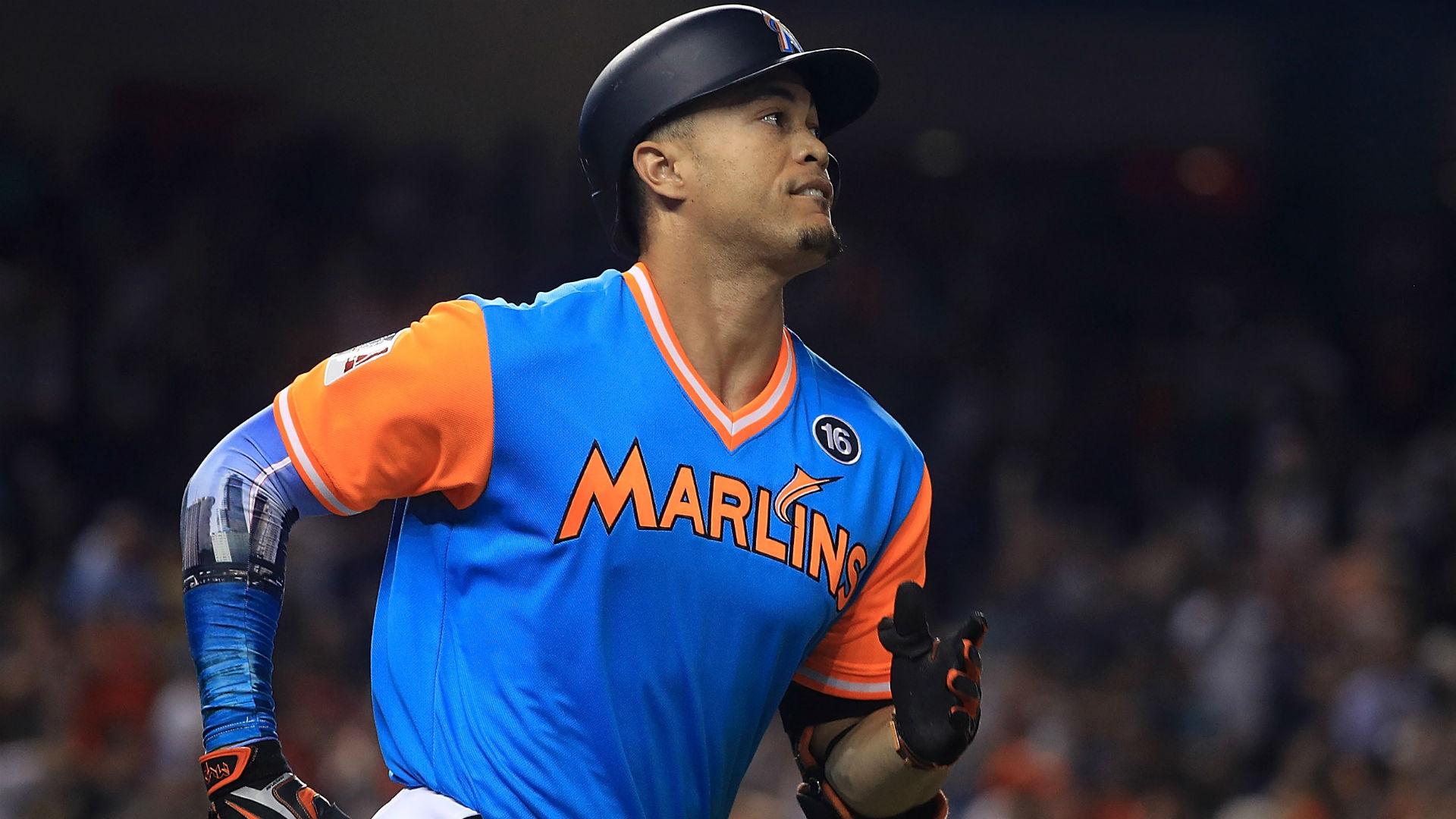 Red Sox not aggressively pursuing Giancarlo Stanton