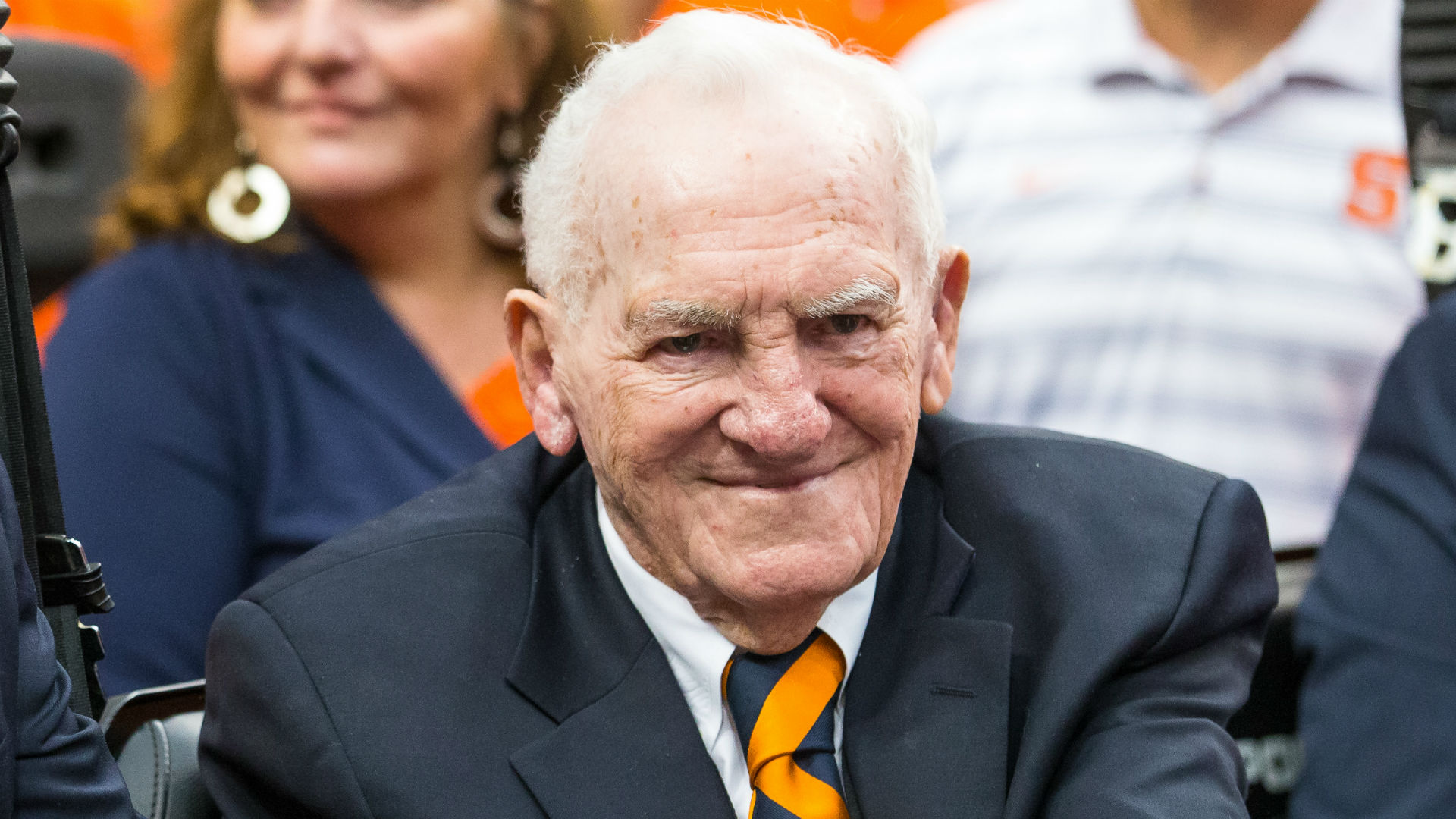 Remembering SU football coach Dick MacPherson