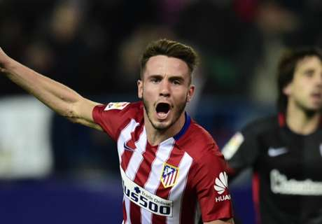 Saul in no rush to leave Atletico