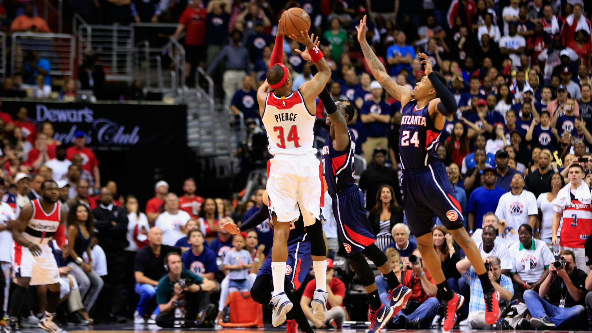 Wizards offer up a great 'leap second' joke