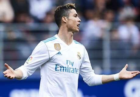 Ronaldo hits back at 'fake news'