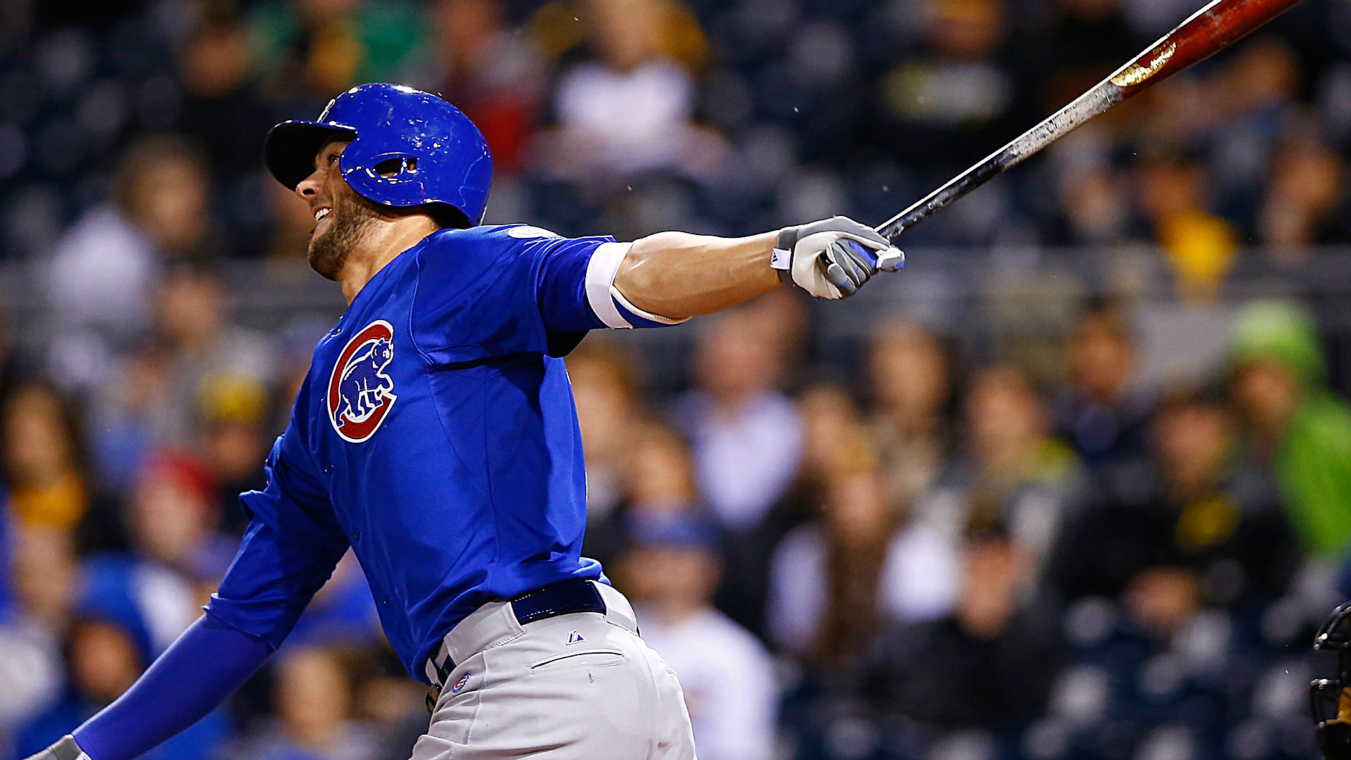 Nightly 9: Kris Bryant extends hitting streak with HR; Giants complete historic sweep of Dodgers
