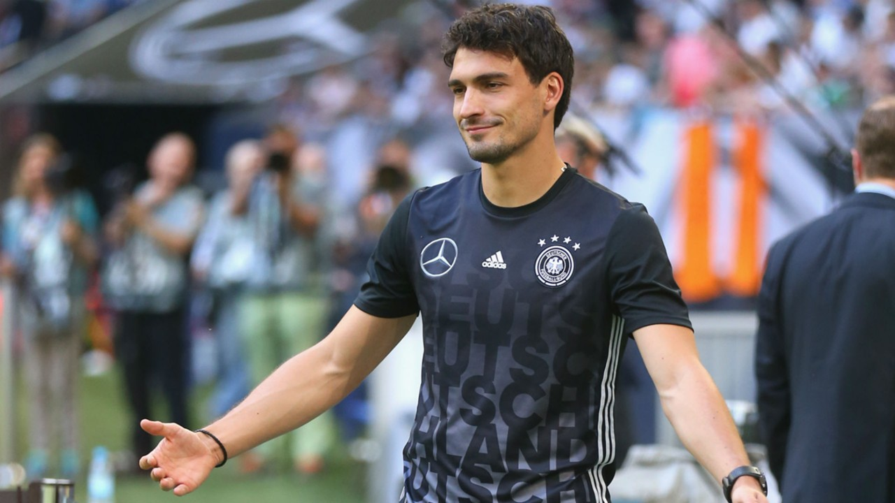 Germany won t risk Mats Hummels – Joachim Low