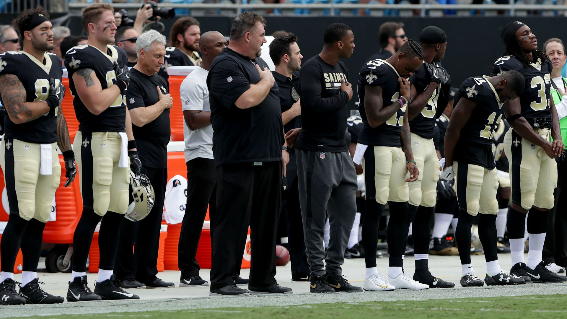 Season-Ticket Holder Sues Saints, Wants Refund Over Anthem Protests