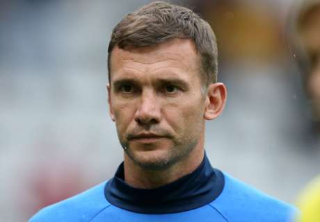 Shevchenko gets Ukraine job
