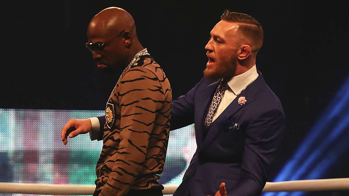 Mayweather: McGregor has the edge over me
