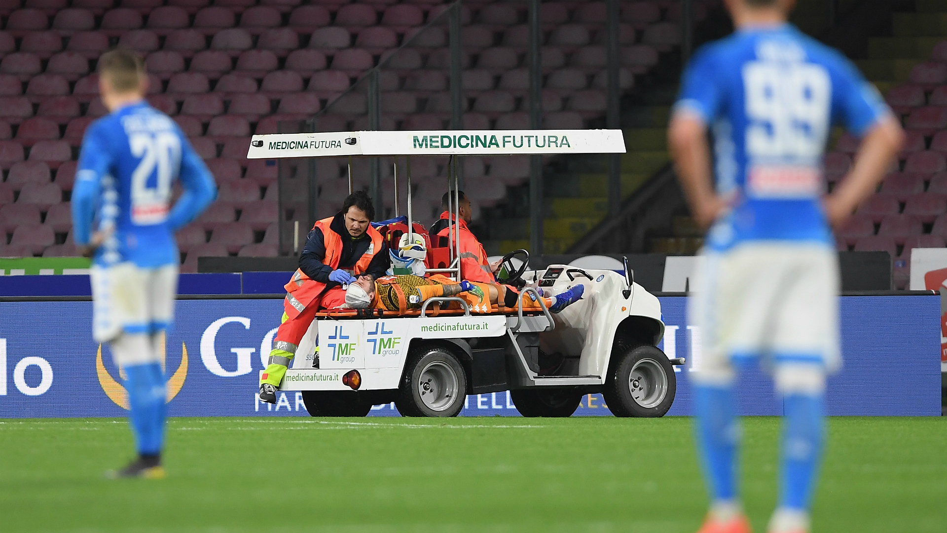 FIFA resists calls for concussion change amid threat of 'catastrophic' injury