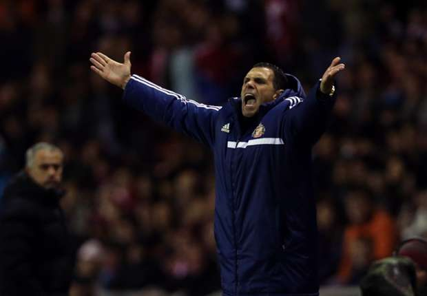 Poyet 'not enjoying' life at Sunderland