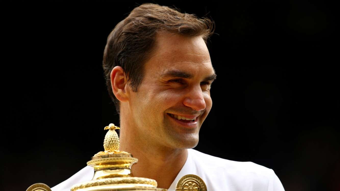 Roger Federer reveals plan to play Wimbledon at 40