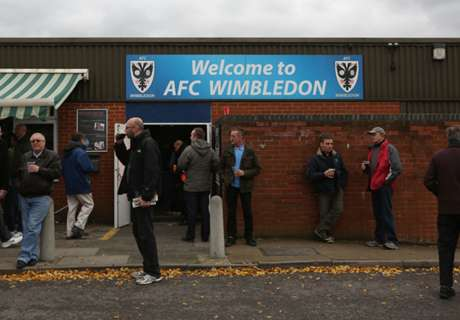 Chelsea to buy AFC Wimbledon ground