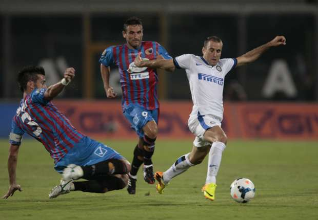 Inter-Catania Preview: Mazzarri's men target first win of 2014 against rock-bottom visitors