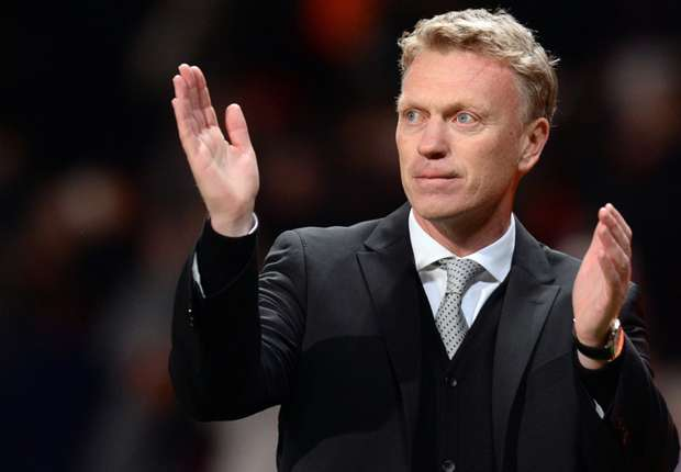 'Proud' Moyes thanks fans following Manchester United sacking