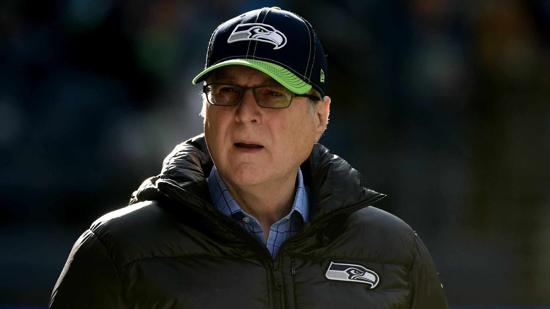 Seahawks won't leave Seattle, NFL owners say following Paul Allen's death