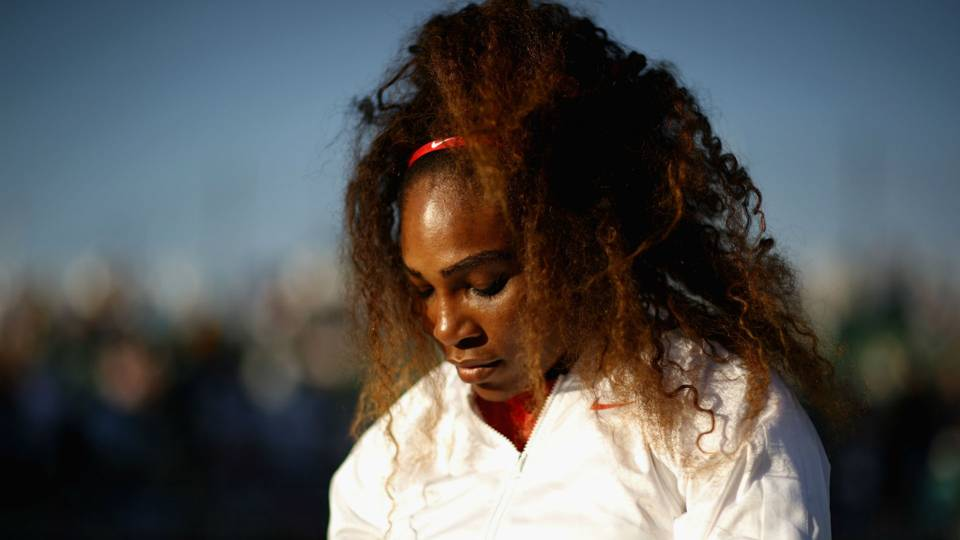 Serena Williams withdraws from Rogers Cup