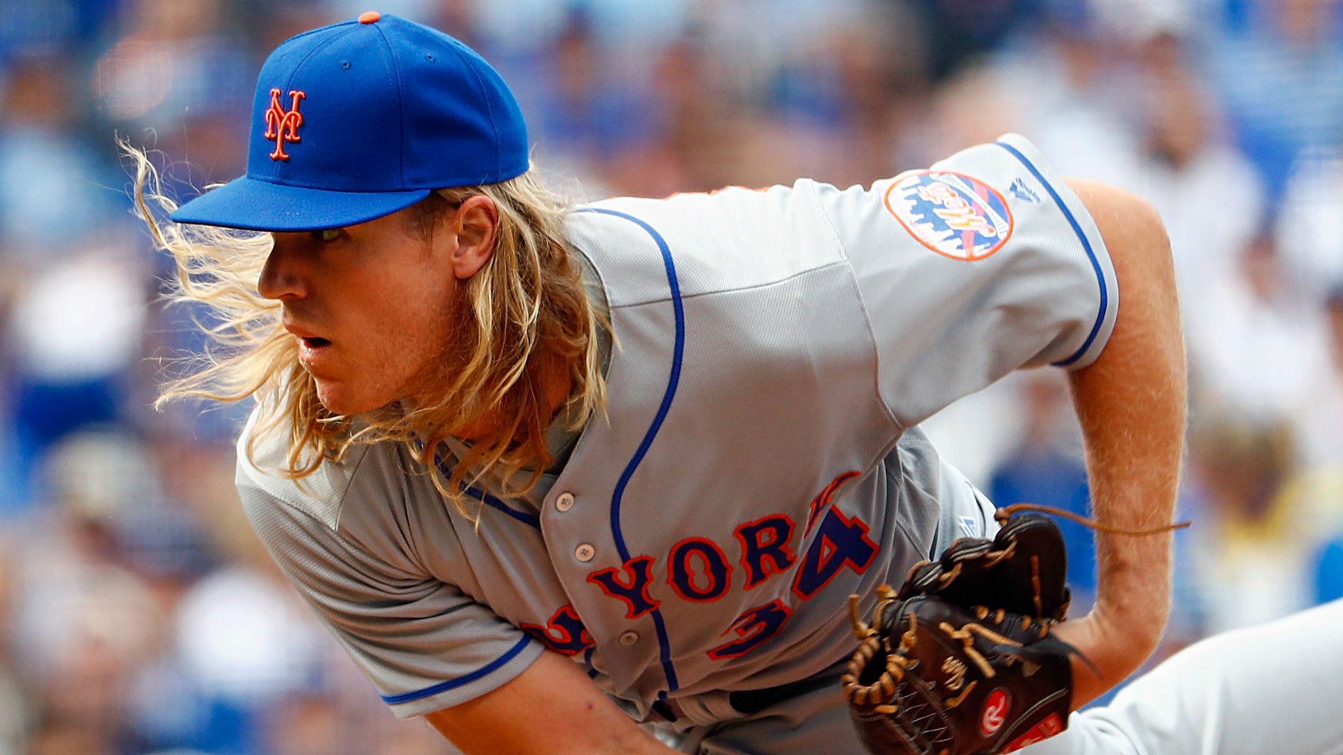 Noah Syndergaard's new cutter baffles baseball world - Business ...
