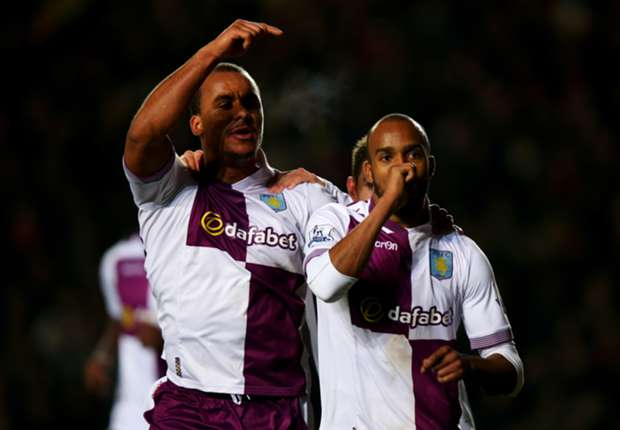 Delph and Agbonlahor give Aston Villa fitness boost