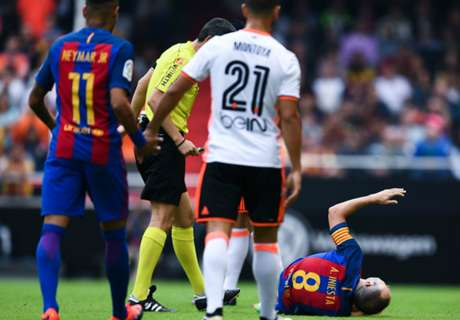 Iniesta: It could have been worse
