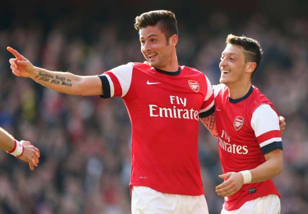 Giroud: Off-field controversy did not affect my Arsenal performances