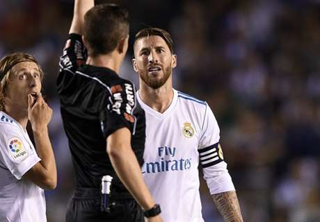 What's wrong with Sergio Ramos?