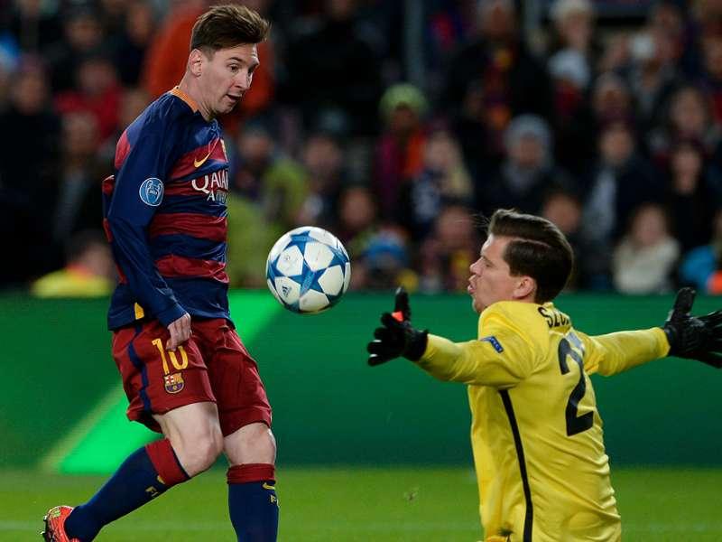 'It was beautiful to watch' - Szczesny on Barca