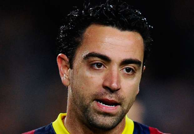 Xavi hits out at 'unjust' Barcelona transfer ban