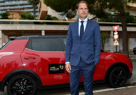 De Boer: I feel like I'm in F1!