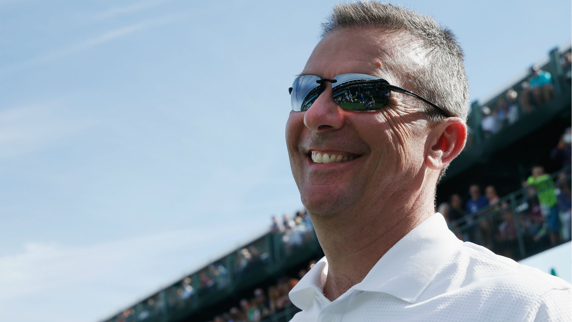 Ohio State registers trademarks for coach Urban Meyer