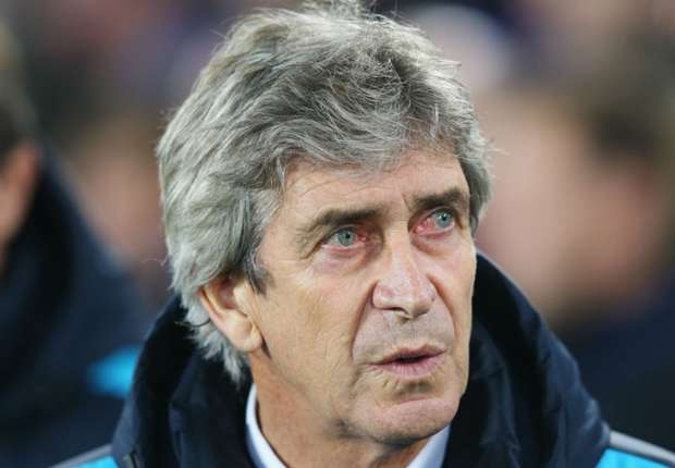 Pellegrini hits out at 'unbelievable' refereeing after Everton defeat