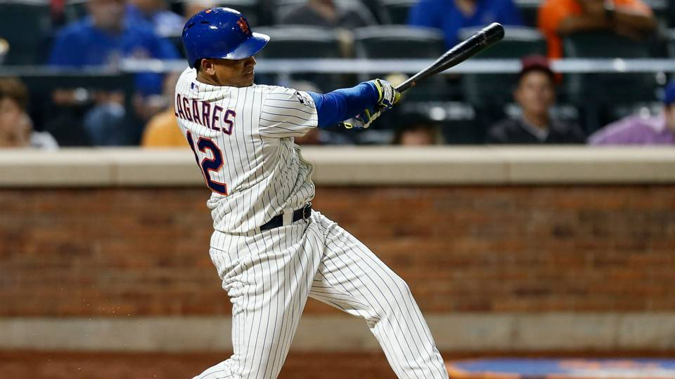 Mets benefiting from team-friendly contract with Juan Lagares