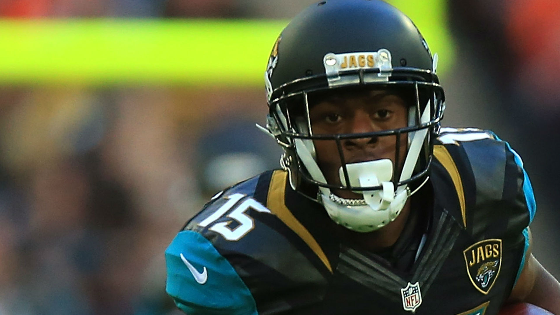 Jaguars WR Allen Robinson (ACL) done for season