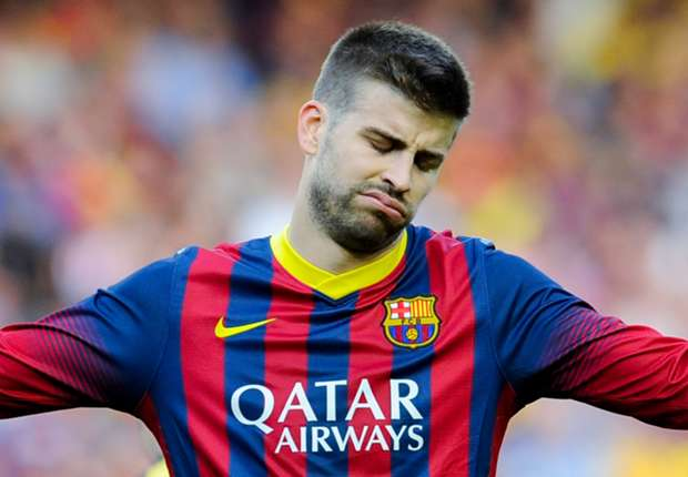 Pique: I'm no longer in world's top three defenders