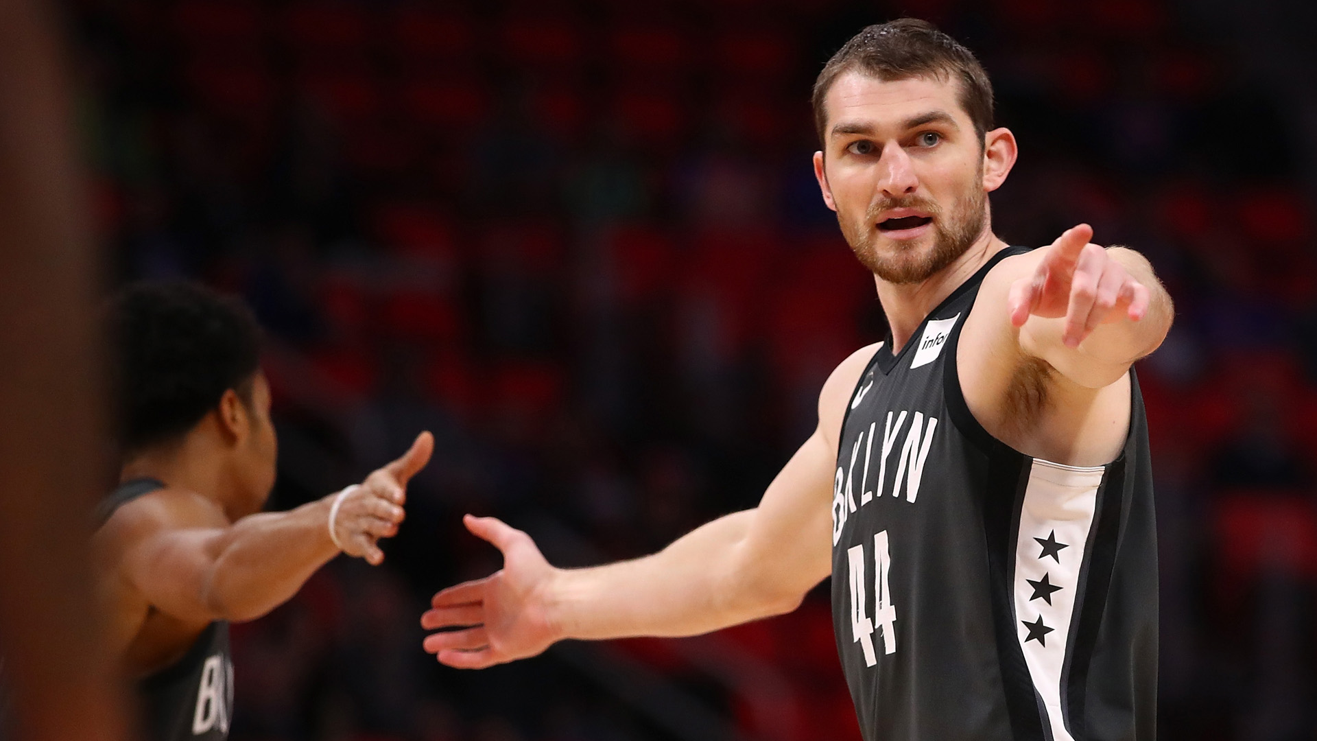 Brooklyn Nets center Tyler Zeller traded to Milwaukee Bucks