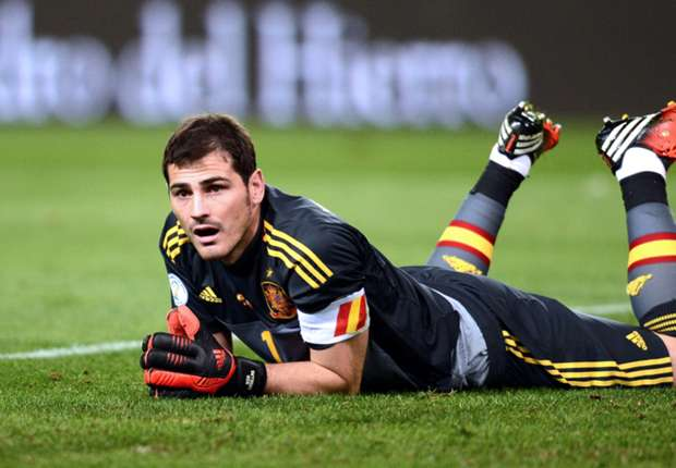 Casillas: Spain have earned right to fail