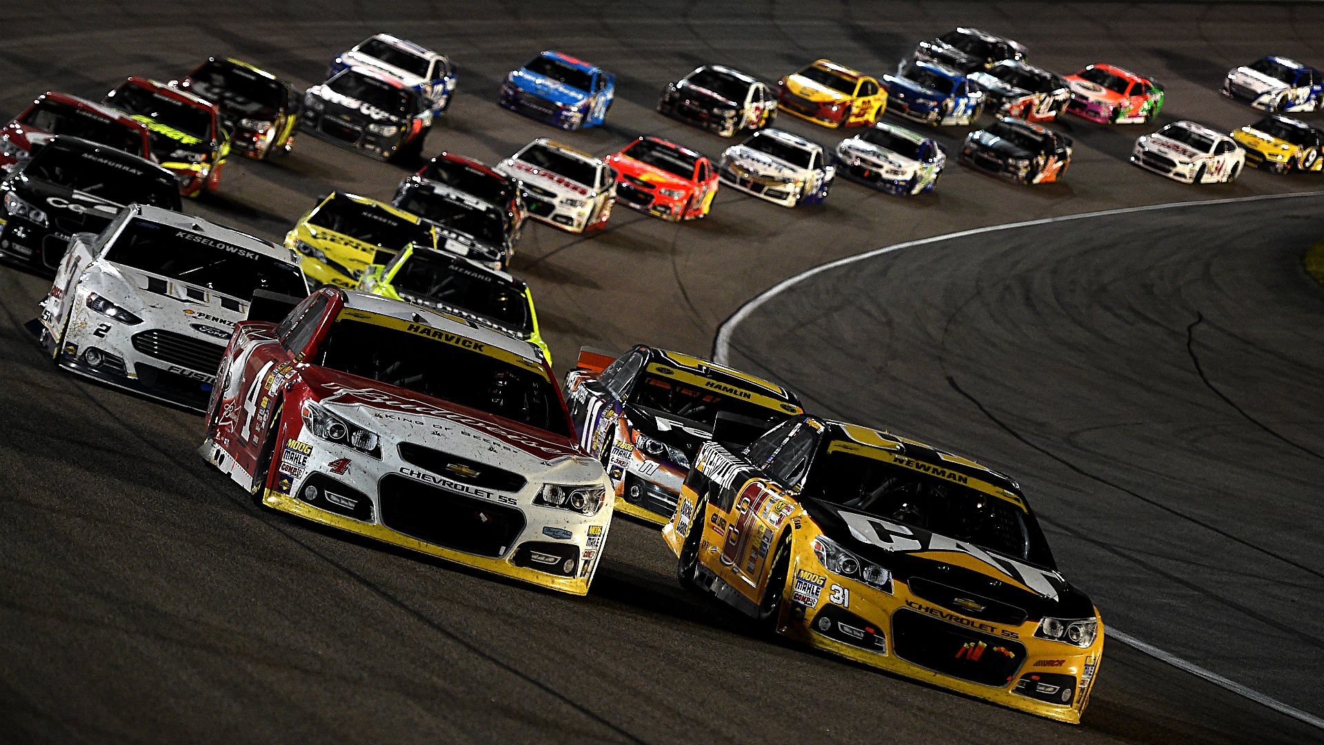 NASCAR to implement new rules packages for several tracks this season