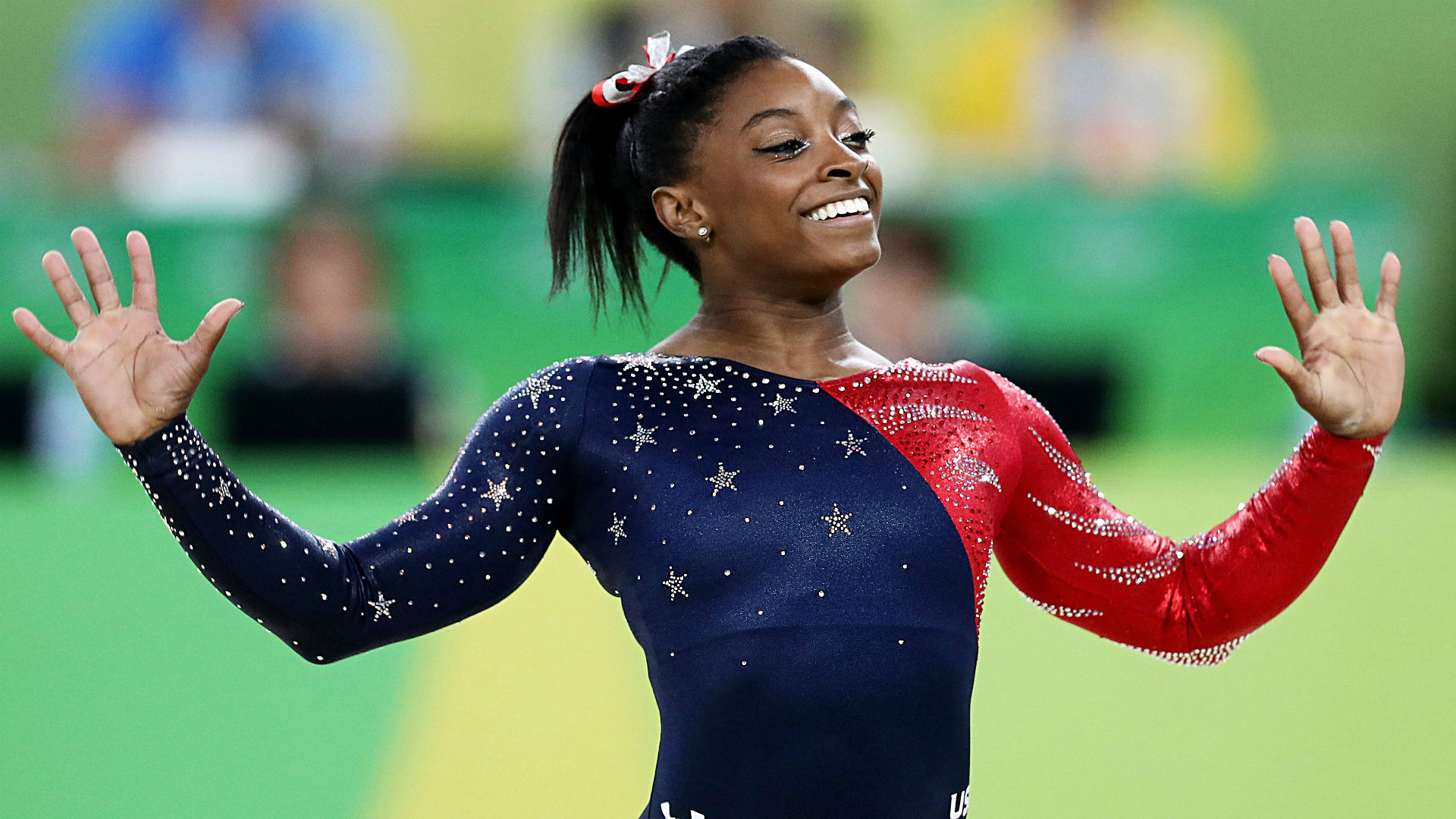 Simone Biles, US women gymnasts could be best of all time